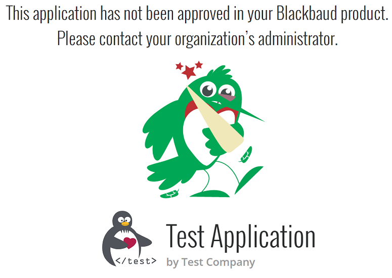 the model authorization check is not active