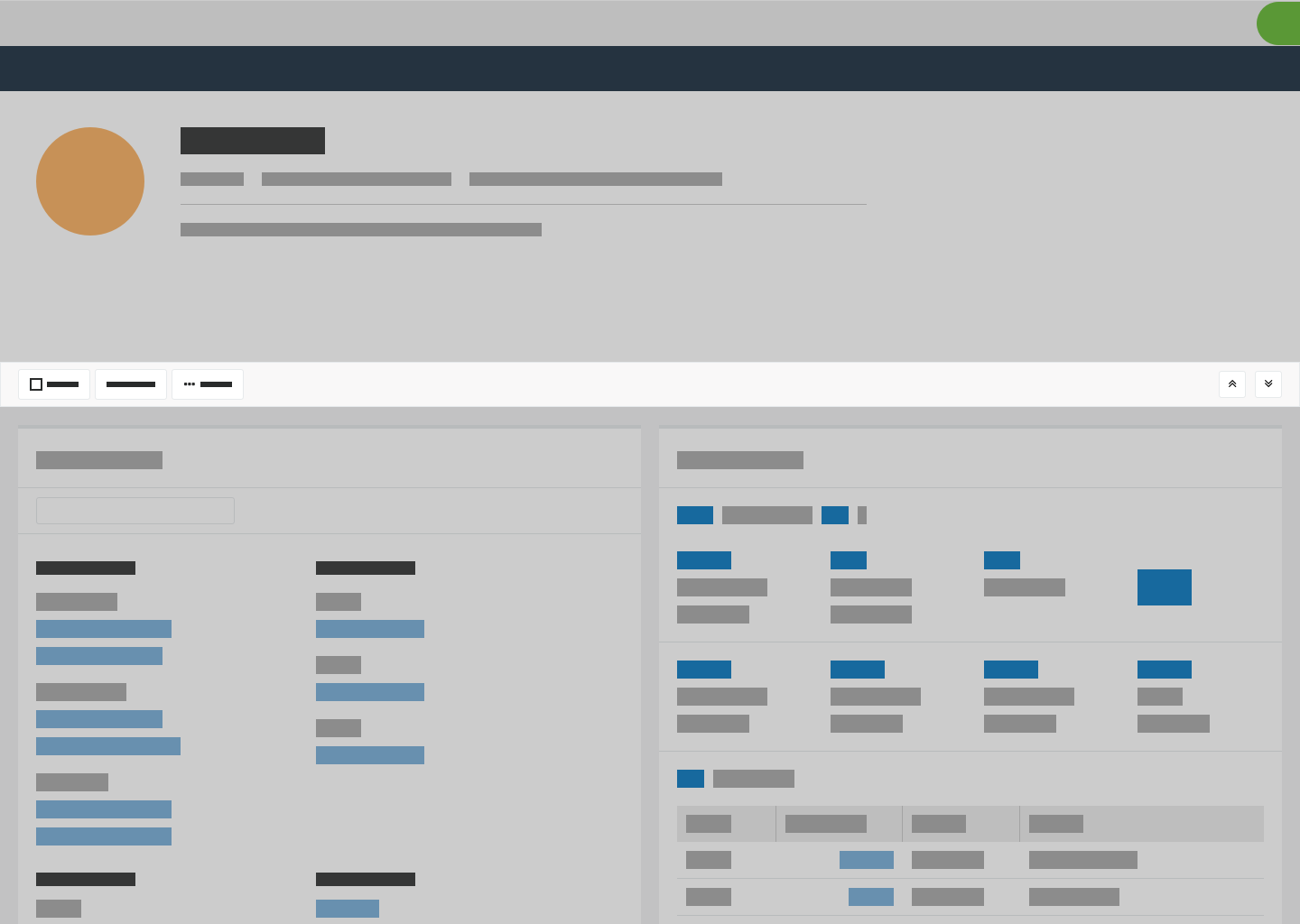 Toolbar - Blackbaud SKY UX